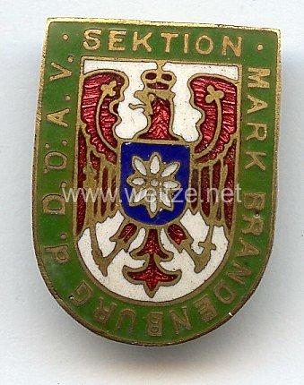Deutscher und Österreichischer Alpenverein ( DÖAV )