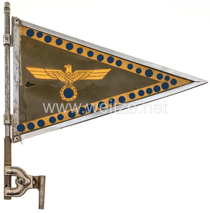 Wehrmacht KFZ-Autostander für Generale