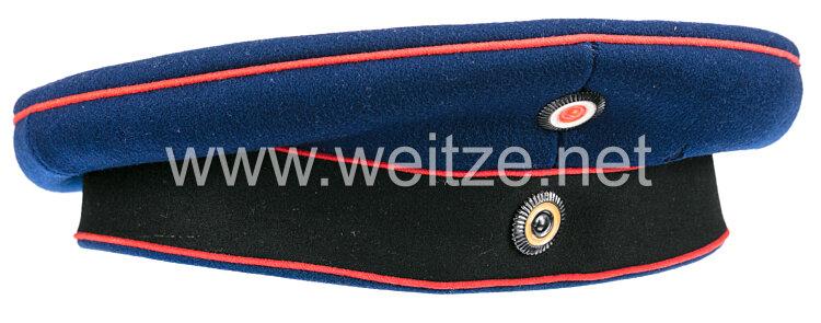 Preußen Krätzchen für Mannschaften im 1. Kurhessischen Feld-Artillerie-Regiment Nr. 11