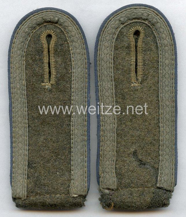 Wehrmacht Heer Paar Schulterklappen für einen Unteroffizier Transport