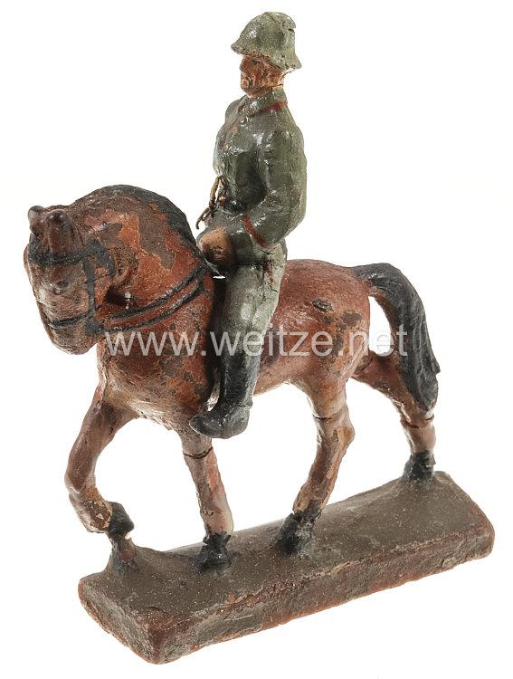Lineol - Heer Soldat auf Schrittpferd