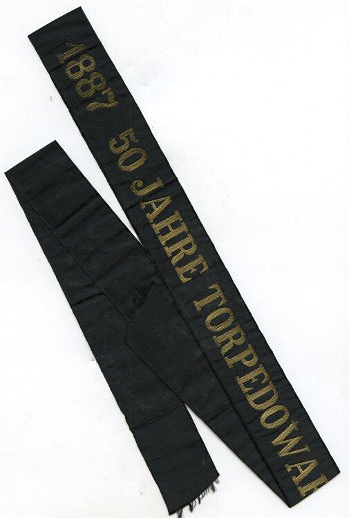 Kriegsmarine Traditions-Mützenband