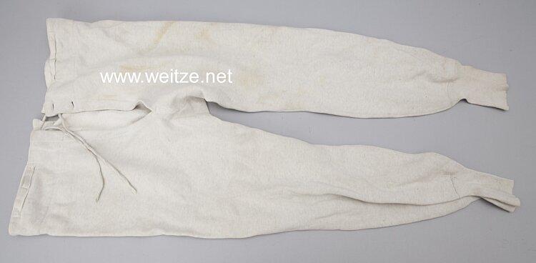 Wehrmacht lange Unterhose