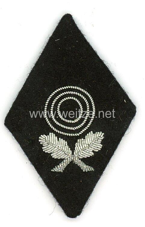 SS-Schießauszeichnung, Ärmelraute 2. Stufe für Scharfschützen