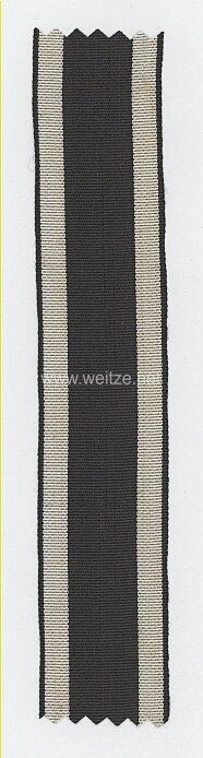 Originales Band für das Eiserne Kreuz 2. Klasse 1914