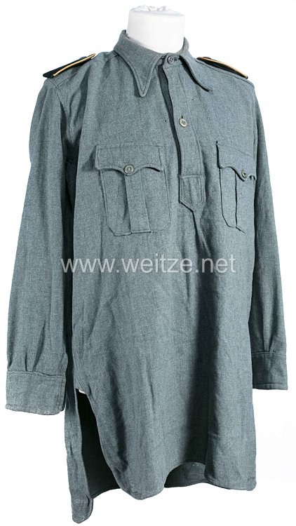 Waffen - SS Diensthemd für Mannschaften der Aufklärungstruppe