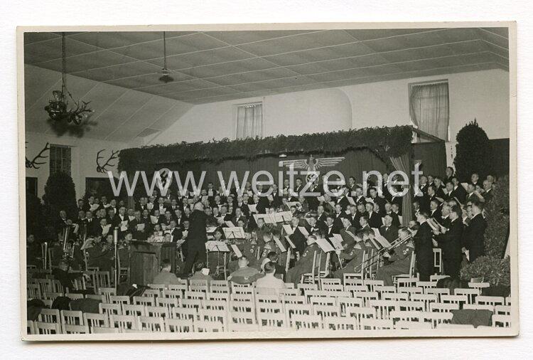 Reichsarbeitsdienst Foto, Spielmannszug des RAD