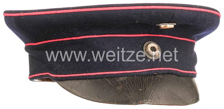 Preußen Schirmmütze für einen Beamten im Kriegsministerium