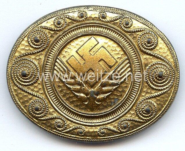 Reichsarbeitsdienst der weiblichen Jugend ( RAD/wJ ) -Erinnerungsbrosche in Gold