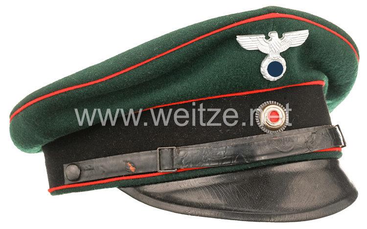 III. Reich Justizdienst Schirmmütze für Beamte im einfachen Dienst