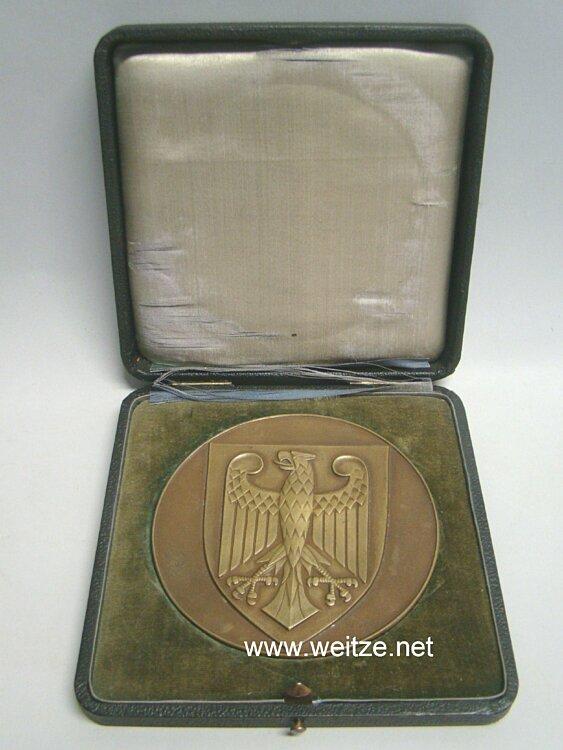 Weimarer Republik Reichsministerium für Ernährung und Landwirtschaft große Ehrenpreismedaille 1932