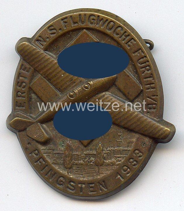 III. Reich - Erste N.S. Flugwoche Fürth i/B, Pfingsten 1933