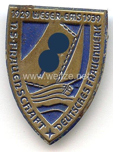 NSF - NS-Frauenschaft / Deutsches Frauenwerk - Weser-Ems 1929-1939