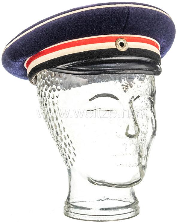 Deutsches Reich 1871-1918/Preußen Schirmmütze für eine Burschenschaft
