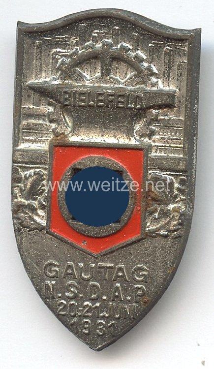 NSDAP - Gautag 20.-21. Juni 1931 Bielefeld