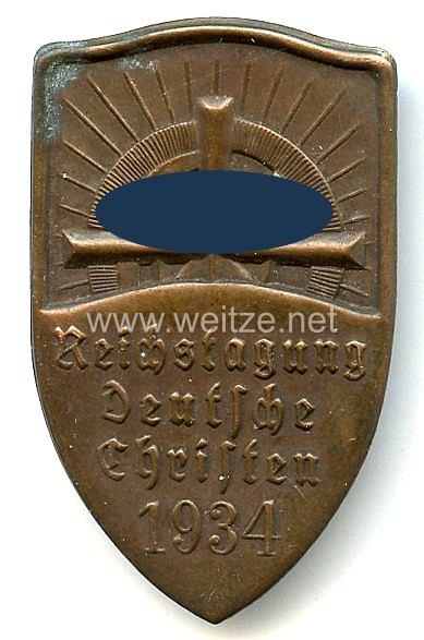 III. Reich - Reichstagung Deutsche Christen 1934