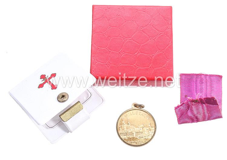 Italien, Medaille für Angehörige des Militär-Hospital vom St. Georgs-Orden in Kärnten