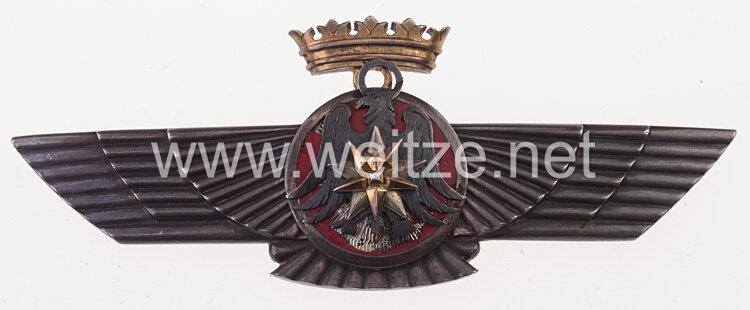 Spanischer Bürgerkrieg 1936-1939: Abzeichen für einen Doppelbeobachter der Spanischen Luftwaffe