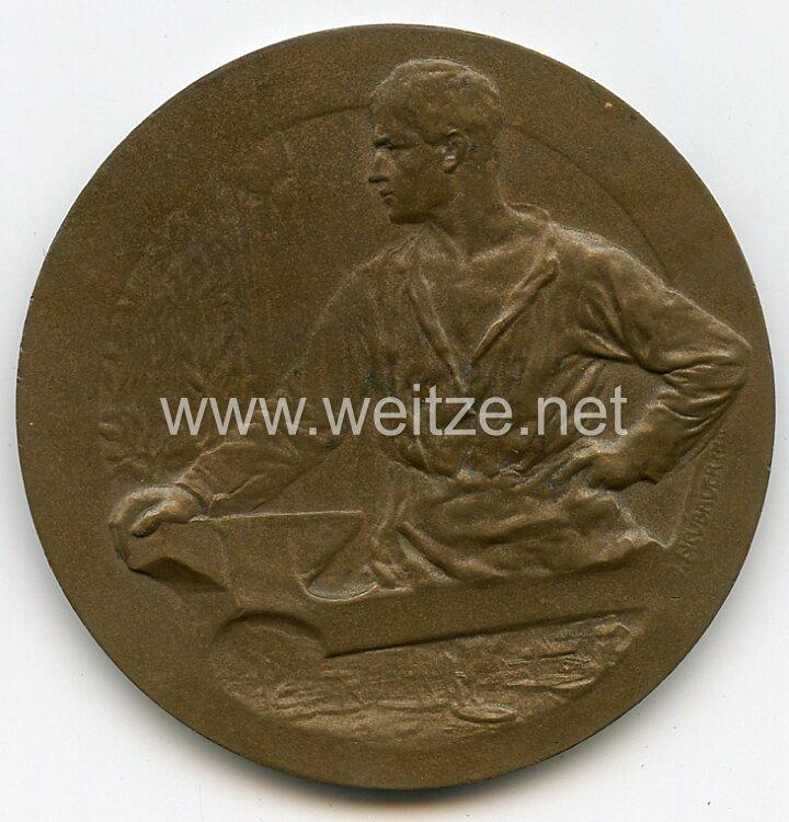 Große nichttragbare Medaille