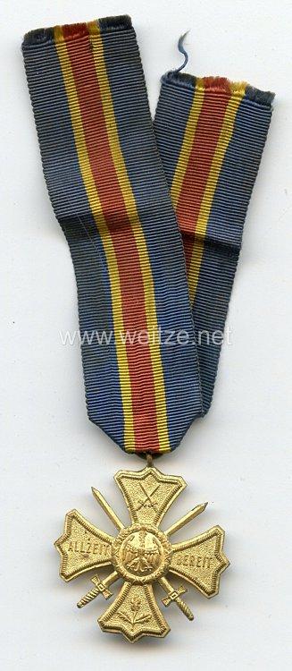 Regiments-Erinnerungskreuz