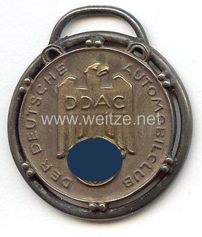 Der Deutsche Automobil Club ( DDAC ) - tragbare Verdienstmedaille -