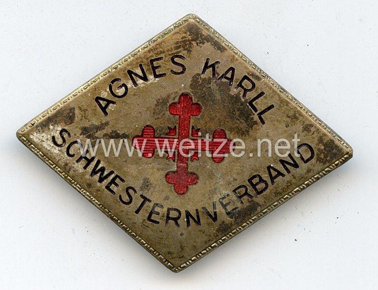 Freie Wohlfahrtspflege - Agnes Karll Schwesternverband