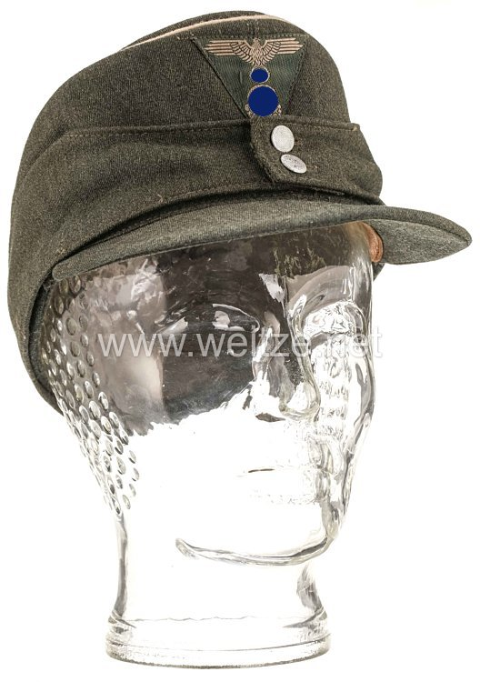 Waffen-SS Einheitsfeldmütze M 43 für Offiziere