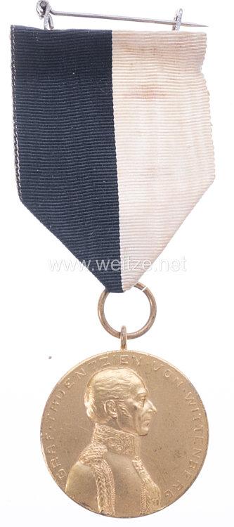 Regimentsmedaille zum 100-jährigem Jubiläum 1813-1913 Inf.Rgt. Graf Tauentzien 3. Brandenburgischen Nr. 20