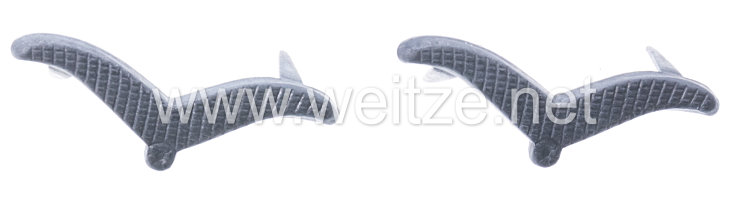 Luftwaffe 1 Paar Schwingen für Kragenspiegel