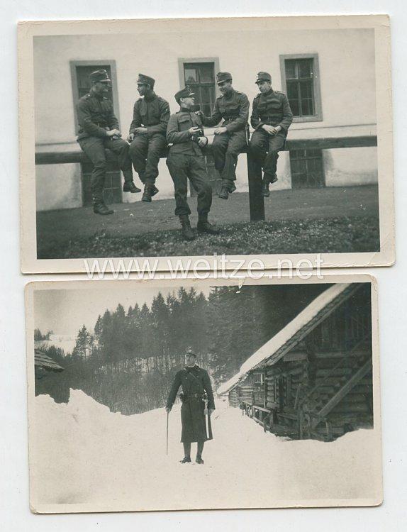 Wehrmacht Heer Fotos, finnische Soldaten