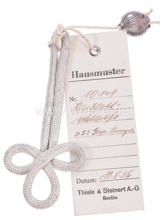 III. Reich Einzel Schulterstück für zivile Kommunalangestellte bzw. Beamte