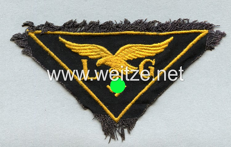 Luftwaffe Brustadler für Mannschaften General-Luftzeugmeister