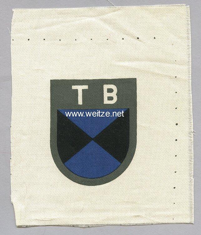 Wehrmacht Heer Ärmelabzeichen für freiwillige Terek Kosaken in der Wehrmacht