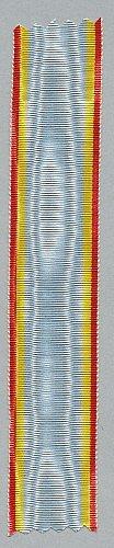 Originales Band zum Militärverdienstkreuz 2. Klasse 1914