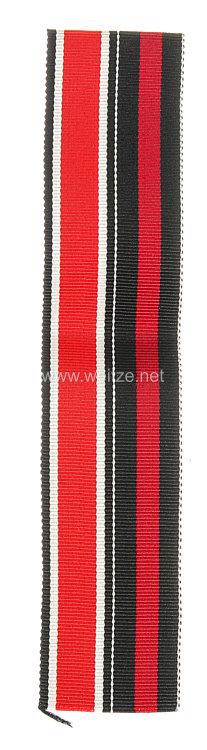 Originales Band zum Eisernes Kreuz 2. Klasse 1939 und Medaille zur Erinnerung an den 1. Oktober 1938