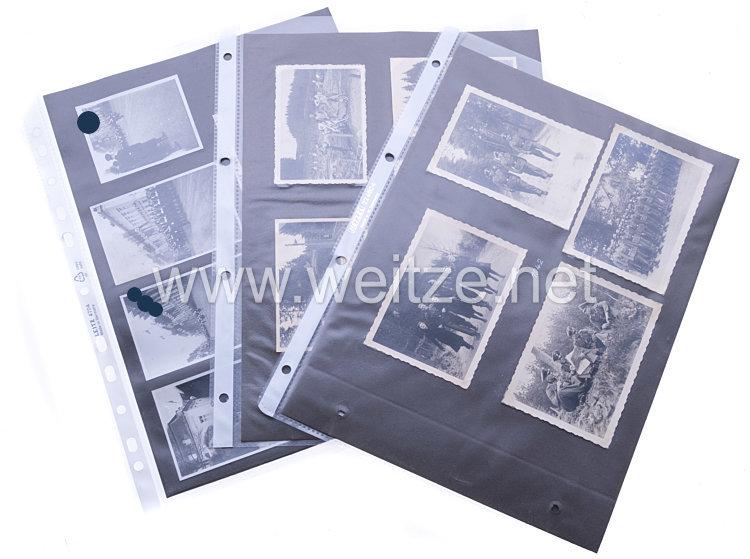 Waffen-SS Fotogruppe, Angehöriger der Leibstandarte Adolf Hitler