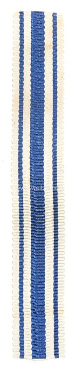 Baltenkreuz - Band für die Miniatur