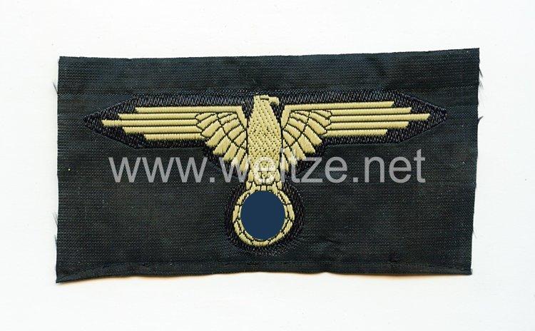 Waffen-SS Ärmeladler für Mannschaften für die Tropenjacke