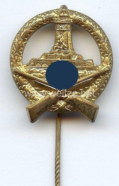 Deutscher Reichskriegerbund Kyffhäuser ( DRKB ) - Schießauszeichnung in Gold