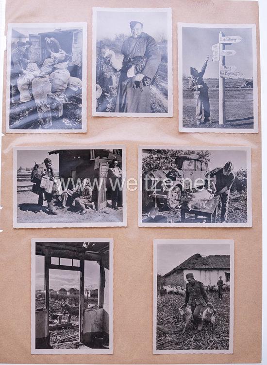 Waffen-SS Fotogruppe, Soldat im Russlandfeldzug