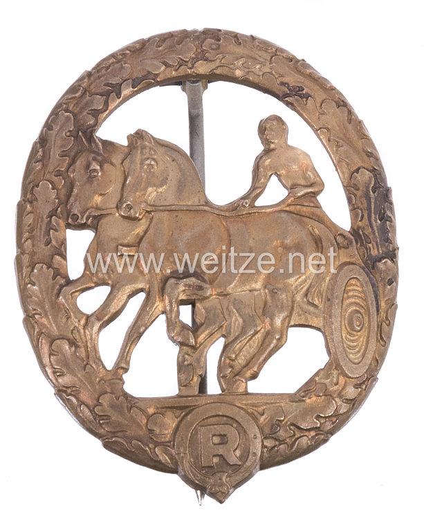 Deutsches Fahrerabzeichen in Bronze