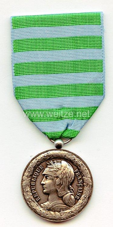 """Frankreich """"Médaille commémorative de l'expédition du Madagascar"""" Nachprägung (Restrike)"""