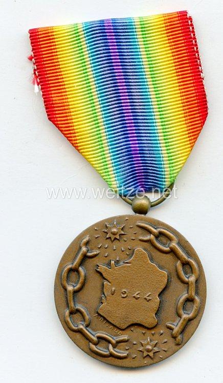 """Frankreich """"Médaille de la France libérée"""""""