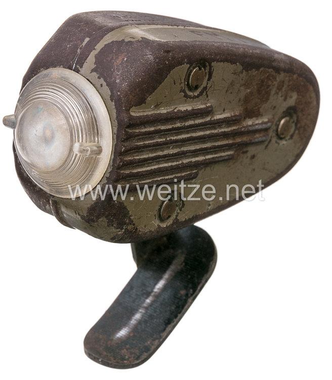 Wehrmacht Heer (WH) Dynamo-Taschenlampe .