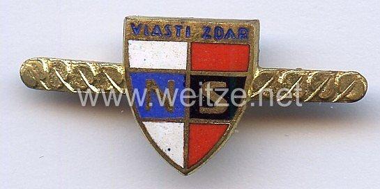 Tschecheslowakei - Narodni Sourucenstvi ( NS ) ( Tschechische NSDAP )