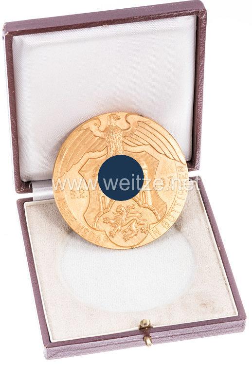 III. Reich - nichttragbarer Ehrenpreis des Gaus Nr. 33 Göttingen -