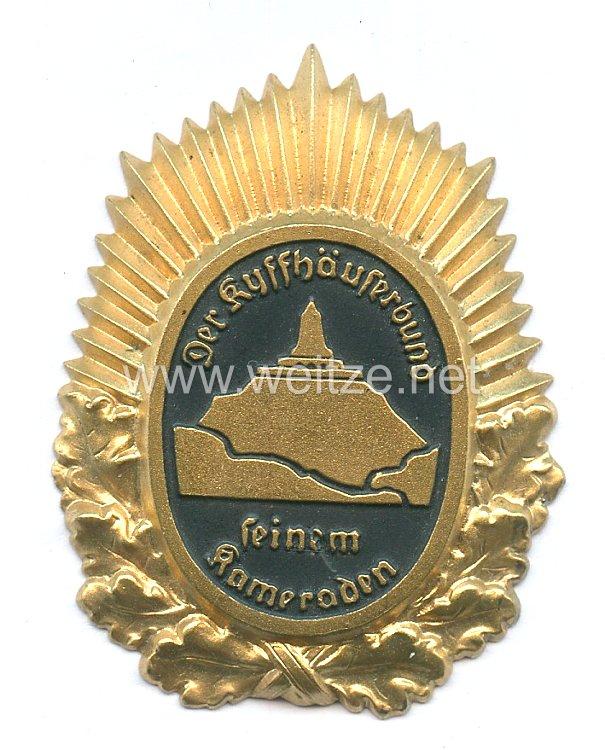 Kyffhäuserbund Ehrenzeichen 1. Klasse 1. Modell 1934-1935