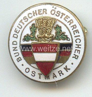 Österreich - Bund Deutscher Österreicher Ostmark