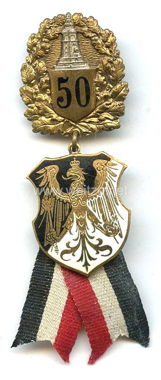 Preussischer Landeskriegerverband - Mitgliedsabzeichen für 50 Jahre