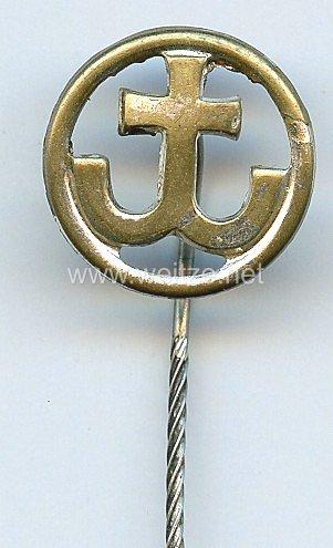 Evangelische Jungschar -Mitgliedsabzeichen 1. Form
